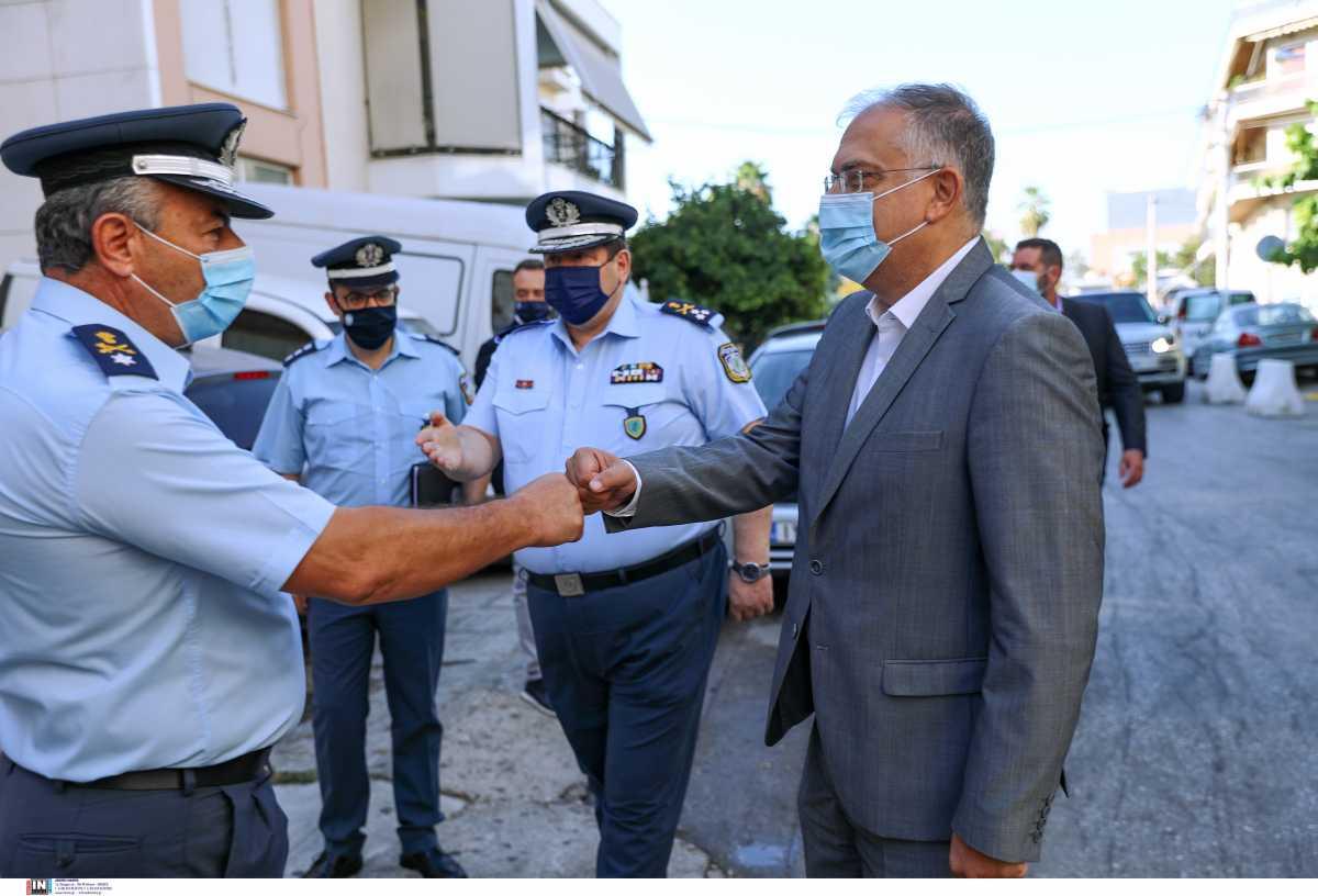 «Θα ρίξουμε το βάρος στην ασφάλεια των πολιτών στις γειτονιές»
