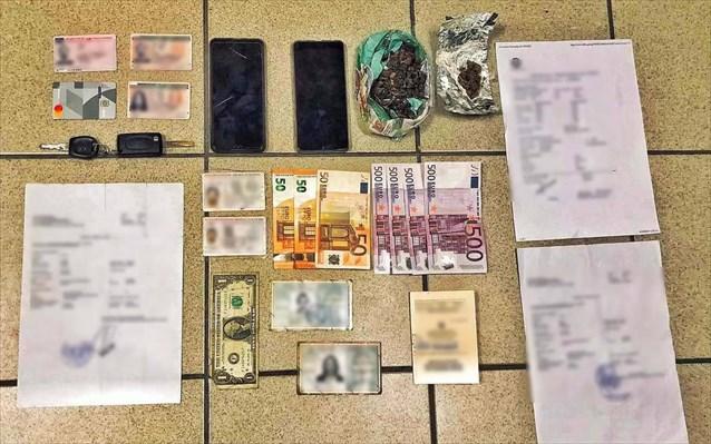 Θεσσαλονίκη: Σύλληψη διεθνώς διωκόμενου με «Ερυθρά Αγγελία»