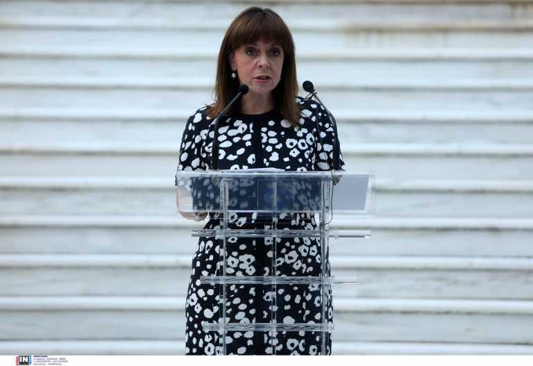 Κατερίνα Σακελλαροπούλου: Ανακηρύχθηκε επίτιμη δημότης Ερμιονίδας – «Ηγέτιδα πόλη κατά της Τουρκοκρατίας»