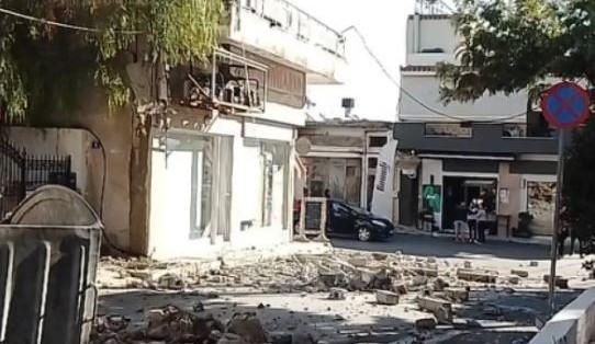 Κρήτη: Έτσι θα αποζημιωθούν οι σεισμόπληκτοι (vid)