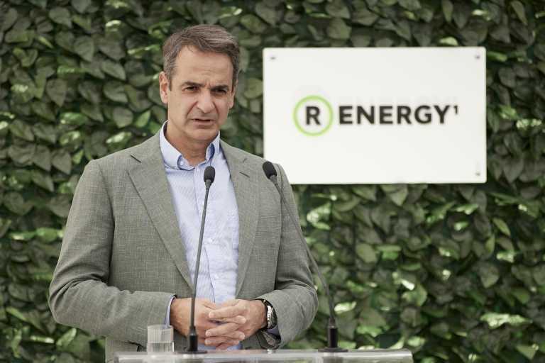Κυριάκος Μητσοτάκης: Δεν θα υπάρχουν επιπτώσεις στους καταναλωτές από τις διεθνείς αυξήσεις στο φυσικό αέριο