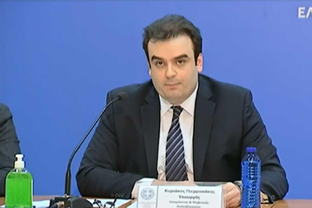 Κ. Πιερρακάκης: «Να δώσουμε ψηφιακές δεξιότητες σε αυτούς που τις έχουν ανάγκη»