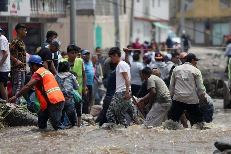 Μέξικο: 16 νεκροί σε νοσοκομείο που πλημμύρισε