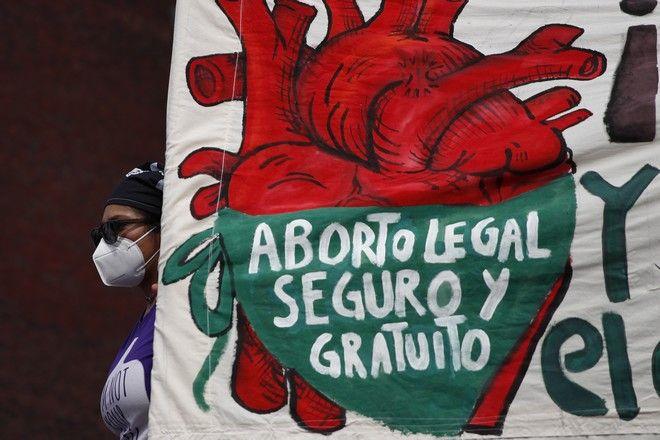 Μεξικό –  Αντισυνταγματική η ποινικοποίηση της άμβλωσης