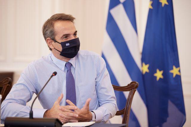 Μητσοτάκης – Ξεπέρασε τις προσδοκίες η αύξηση του ΑΕΠ κατά 16%