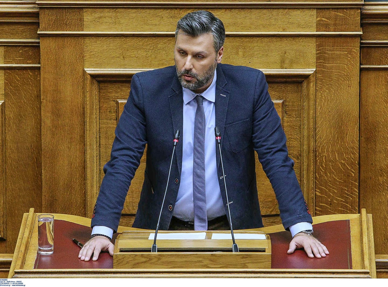 ΝΔ: Η ανάρτηση του βουλευτή Γιάννη Καλλιάνου ήταν λάθος
