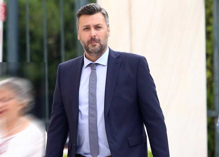 ΝΔ για Καλλιάνο: Λάθος η ανάρτησή του για τον Σεμέδο - Την αποπομπή του ζητάει ο ΣΥΡΙΖΑ