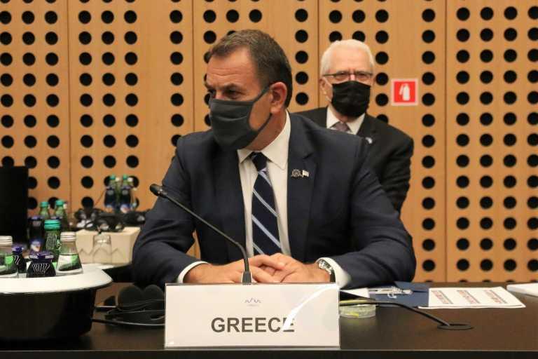 Νίκος Παναγιωτόπουλος: Να αποτρέψουμε την εργαλειοποίηση μεταναστευτικών ροών από το Αφγανιστάν προς την Ευρώπη