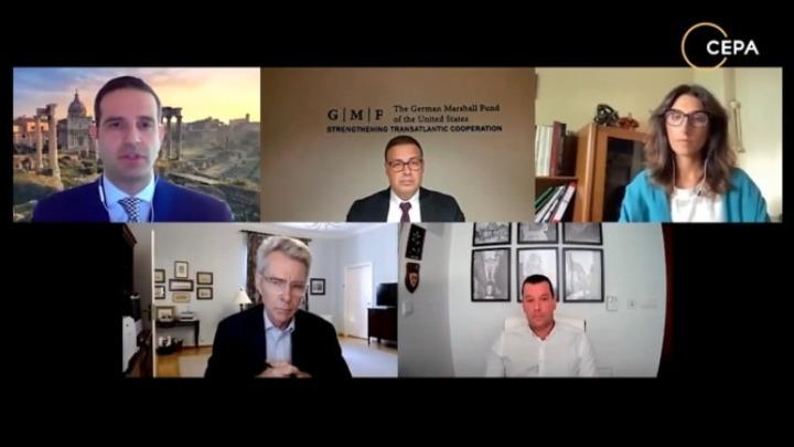 Πάιατ: Οι ΗΠΑ υποστηρίζουν τη νέα δυναμική εξωτερική πολιτική της Ελλάδας