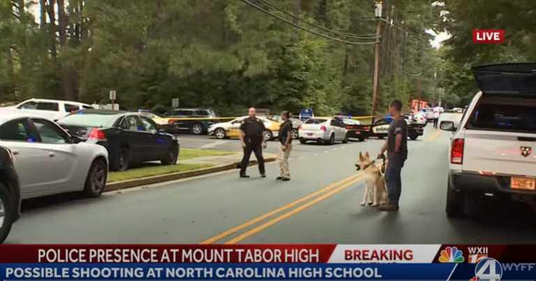 Πυροβολισμοί σε σχολείο στη Βόρεια Καρολίνα - Τραυματίστηκε ένας μαθητής