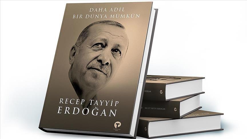 Ρετζέπ Ταγίπ Ερντογάν – Κυκλοφόρησε το βιβλίο του στην Τουρκία