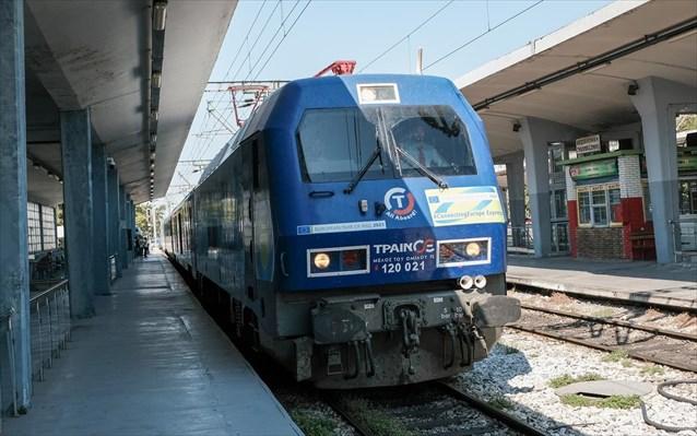 Στάση Θεσσαλονίκη για το τρένο «Connecting Europe Express» που διασχίζει 26 χώρες
