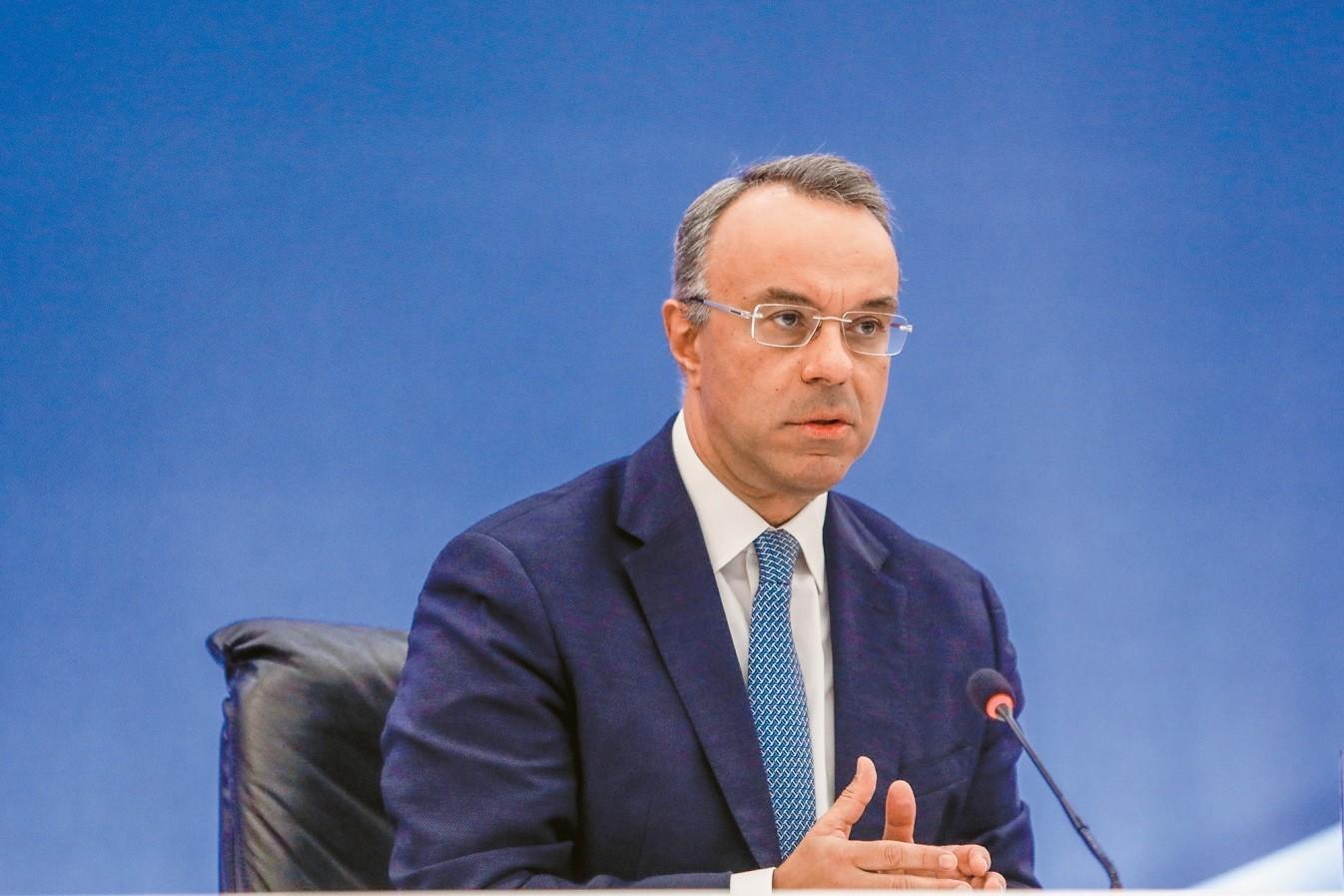 Σταϊκούρας: Συναντήσεις με τραπεζίτες και διοικήσεις σε Επιτροπή Κεφαλαιαγοράς και Χρηματιστήριο – Τι είπαν