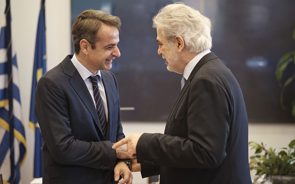 Χρήστος Στυλιανίδης: Βασικός υποψήφιος για υπουργός Πολιτικής Προστασίας