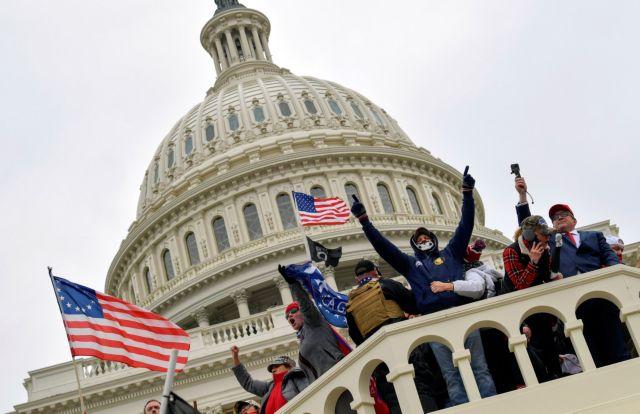 ΗΠΑ – Στην Ειδική Επιτροπή της Βουλής κλήθηκαν οι οργανωτές της εισβολής στο Καπιτώλιο