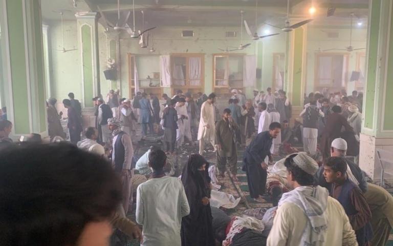 Αφγανιστάν – Έκρηξη σε τέμενος στην Κανταχάρ – Φόβοι για πολλούς νεκρούς