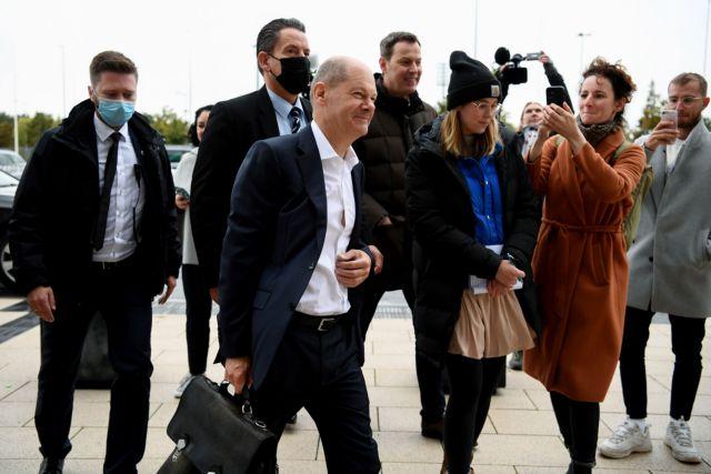 Γερμανία – Συνεχίζονται οι διερευνητικές επαφές για σχηματισμό κυβέρνησης