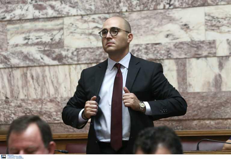 Διαγραφή Μπογδάνου – Γιώργος Γεραπετρίτης: Δεν δημιουργείται πρόβλημα στη ΝΔ, ανοιχτό το ενδεχόμενο επιστροφής του