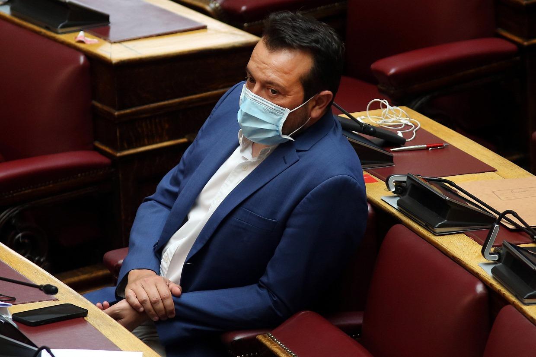 Ηττα Παππά στη Βουλή