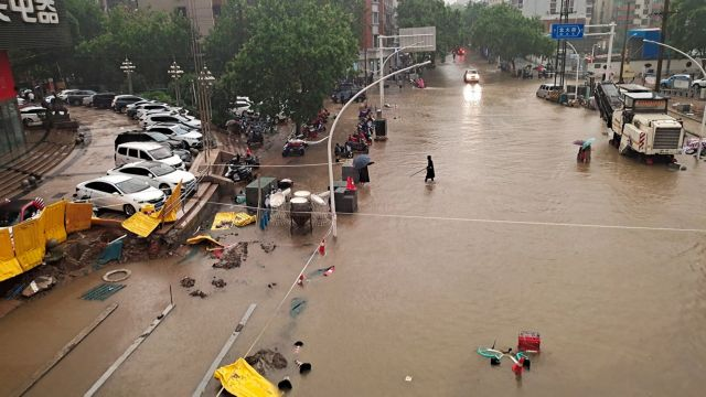 Κίνα – Επαναλειτουργούν τα ανθρακωρυχεία μετά τις πλημμύρες
