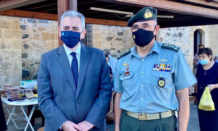 Μάξιμος Χαρακόπουλος: Καθοριστική πλέον η παρουσία της Ελλάδος στην Ανατολική Μεσόγειο