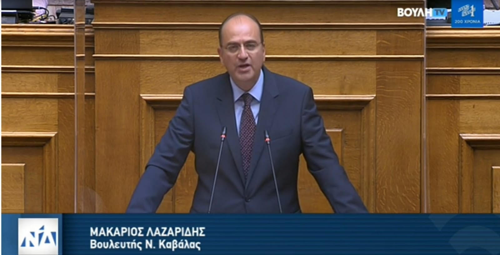 Μακάριος Λαζαρίδης: Η συμφωνία Ελλάδας – Γαλλίας κάνει περήφανο κάθε Έλληνα