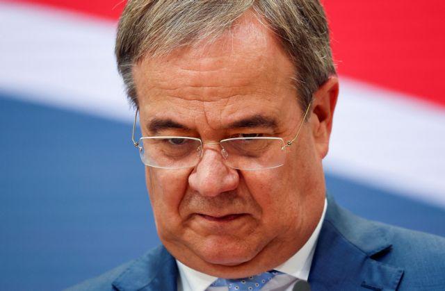 Ο Άρμιν Λάσετ παραιτήθηκε από την ηγεσία του CDU