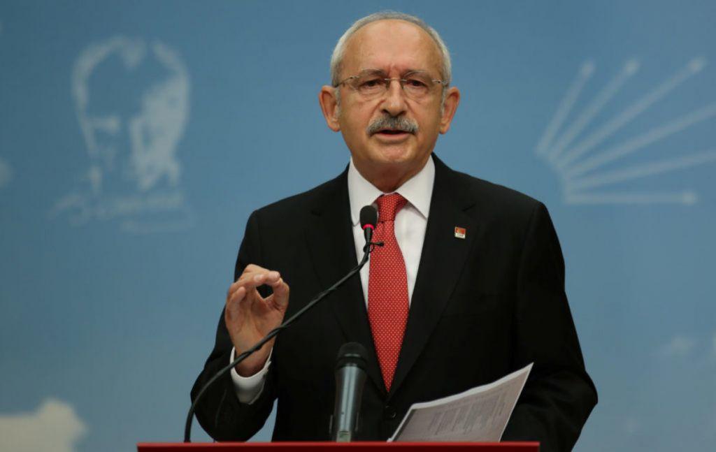 Ο Ερντογάν έχει ψυχιατρικά προβλήματα», σύμφωνα με τον Κιλιτσντάρογλου