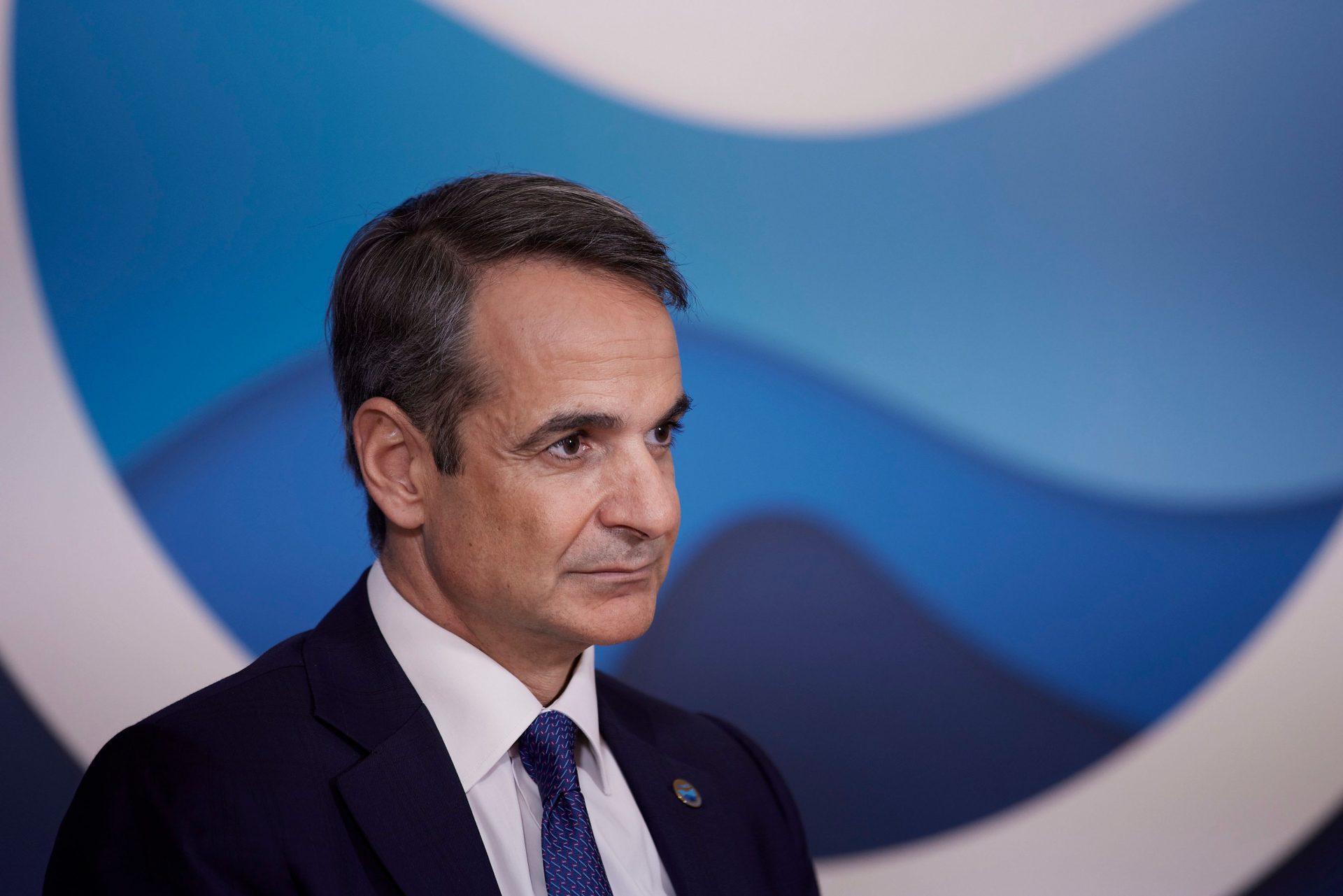 Στα εγκαίνια των εγκαταστάσεων του Κέντρου Ψηφιακής Καινοτομίας της Pfizer o πρωθυπουργός
