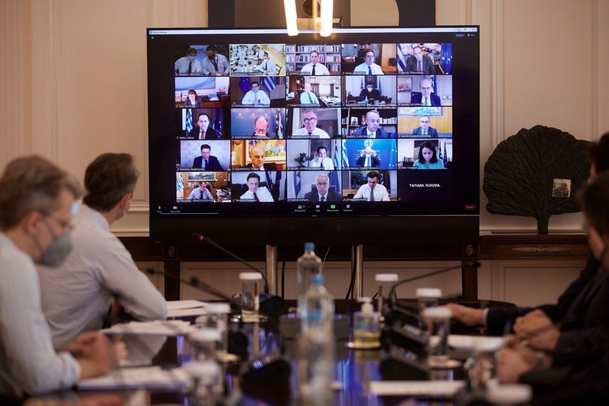 Στο Υπουργικό Συμβούλιο το Προσχέδιο Δράσης της Κυβέρνησης για το 2022