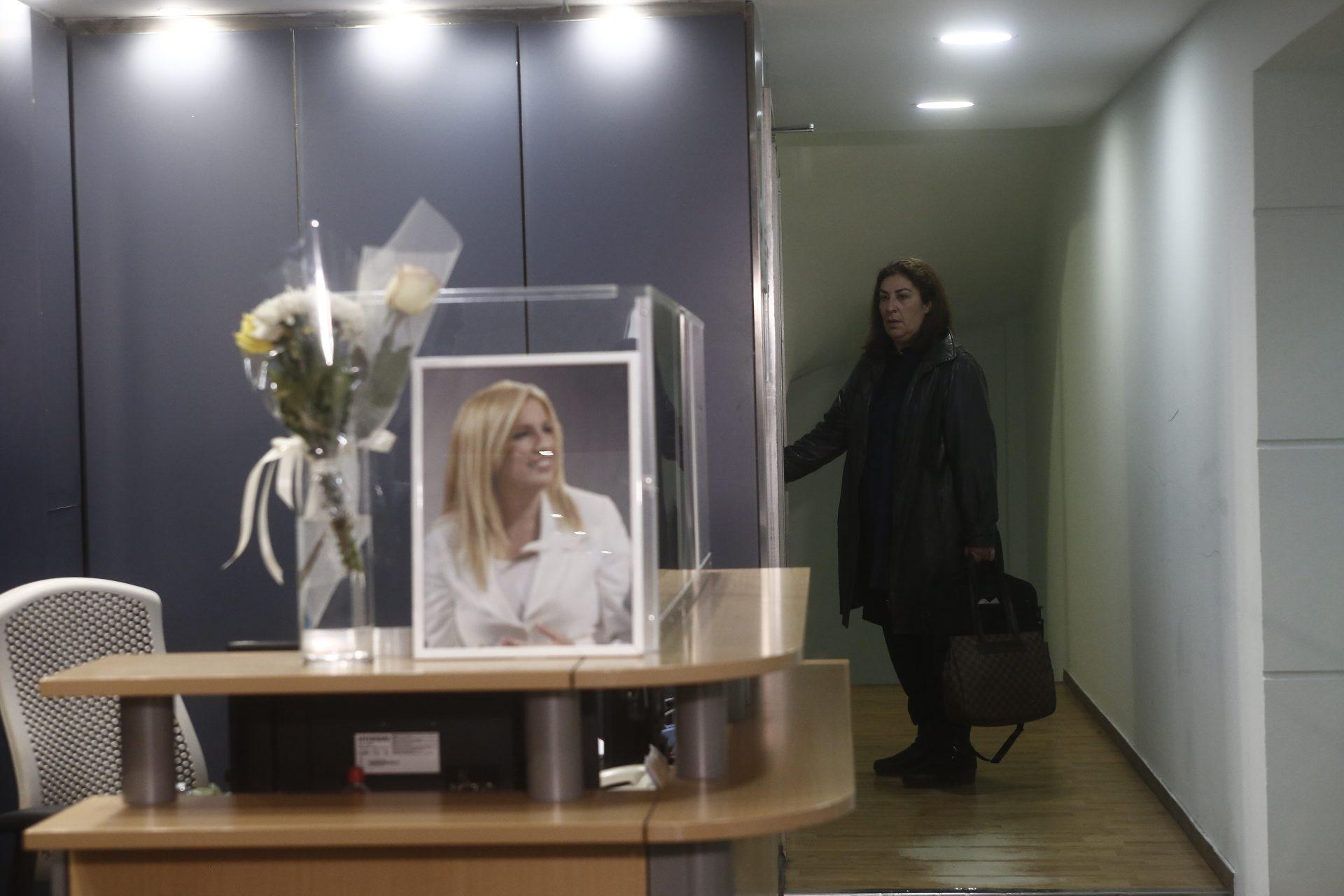 Στο μνήμα που είχε ταφεί και ο πατέρας της θα ενταφιαστεί η σορός της Φώφης Γεννηματά