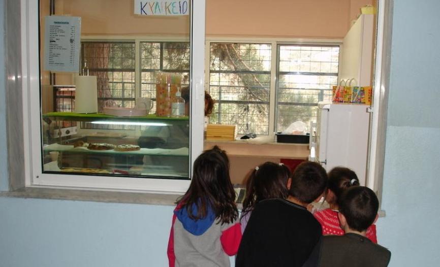 Σχολεία: Οι ανώτατες τιμές στα είδη που πωλούν τα κυλικεία