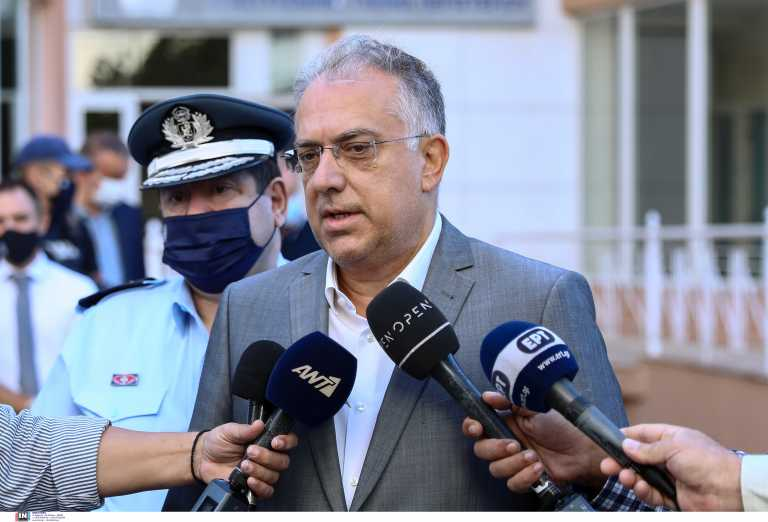 Τάκης Θεοδωρικάκος από τον Έβρο: Απόλυτη ετοιμότητα για τις δυνάμεις ασφαλείας - Πρόσληψη 250 συνοριοφυλάκων