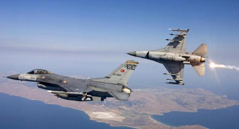 Τουρκία – Υπέβαλε αίτημα στις ΗΠΑ για αγορά 40 σύγχρονων F-16