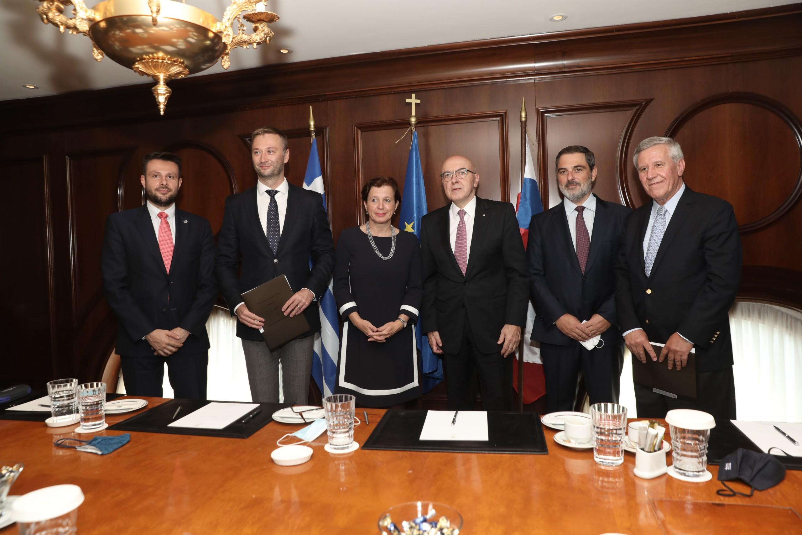 Οικονομικό Φόρουμ Δελφών: Συνεργασία με το μεγαλύτερο think tank της Κεντρικής και ΝΑ Ευρώπης