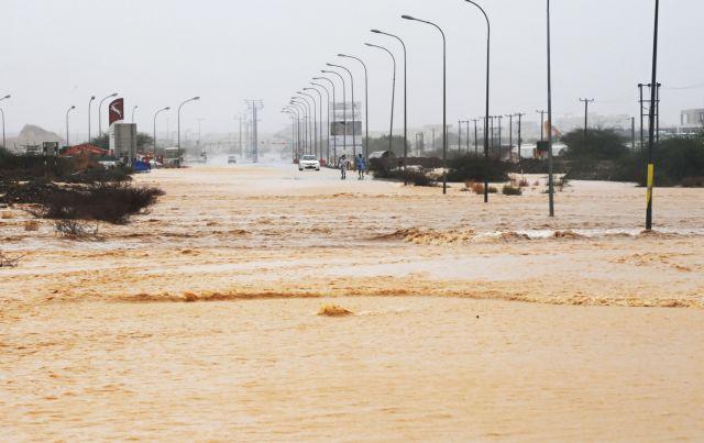 Ομάν – Στο έλεος του κυκλώνα Σαχίν