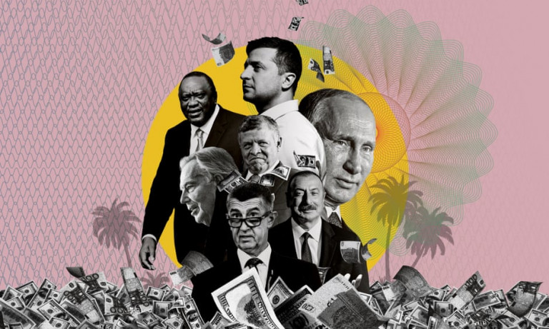 Pandora Papers – «Δεν είδα, δεν άκουσα» από τους εμπλεκόμενους ηγέτες
